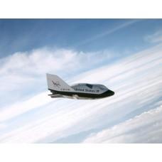 X-38 proefvlucht