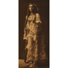 Jonge Nez Perce - Edward Curtiss