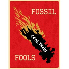 Fossil Fools poster