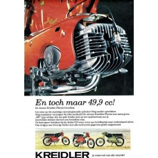 Kreidler Florett advertentie