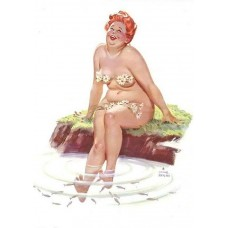 Hilda pin-up F