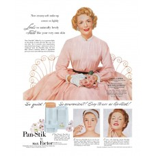 Cindy Garner advertentie Pan Stik - 1952
