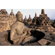 Borobudur Boeddha
