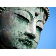Boeddha gezicht