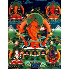 Bodhisattva Majushri