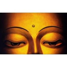 Gouden Boeddha - mini-poster