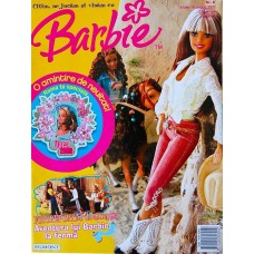 Barbie Magazine Roemenië - cover augustus 2005
