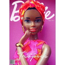 Barbie Magazine cover - februari 2014