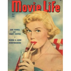 Doris Day cover Movie Life