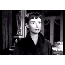 "Audrey Hepburn in ""Roman Holiday"", 1953"