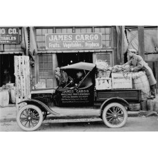 Ford Model T pick-up truck, 1925