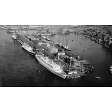 Holland-Amerika Lijn hoofdkantoor - Rotterdam - 1959