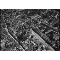 Culemborg - luchtfoto - ca. 1930