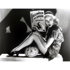 Betty Grable - Halloween