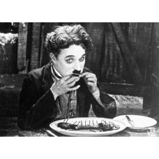 Charlie Chaplin - The Gold Rush - 1925