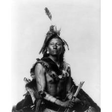 Clear - Lakota Sioux - 1900
