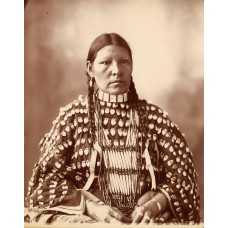 Freckled Face - Arapahoe - 1899