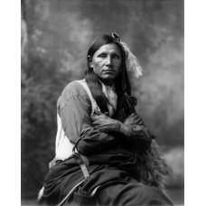 Ground Spider - Oglala Sioux - 1899