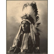 Hubble Big Horse, Cheyenne - 1898