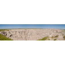 Badlands - South Dakota - panoramische fotoprint