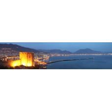 Alanya Turkije - panoramische fotoprint