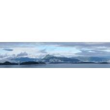 Alaska USA - panoramische fotoprint