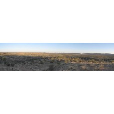 Alice Springs Australië - panoramische fotoprint