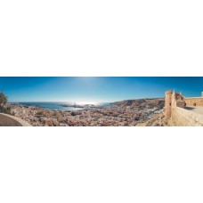 Almeria - Spanje - panoramische fotoprint