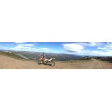 Australie - panoramische fotoprint