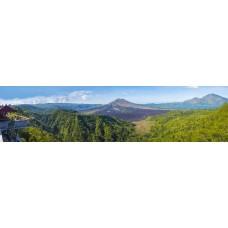 Bali - panoramische fotoprint