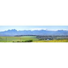Berglandschap AC - panoramische fotoprint