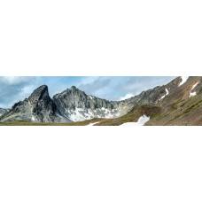 Berglandschap AP - panoramische fotoprint