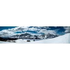 Berglandschap AS - panoramische fotoprint