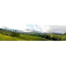 Berglandschap AZ - panoramische fotoprint