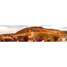 Berglandschap BC - panoramische fotoprint
