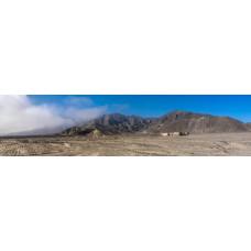 Berglandschap BG - panoramische fotoprint
