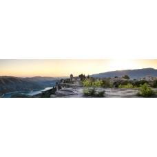 Berglandschap BK - panoramische fotoprint