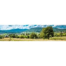 Berglandschap BS - panoramische fotoprint