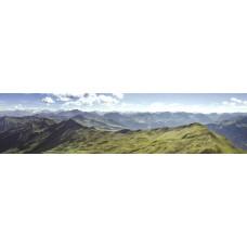 Berglandschap I - panoramische fotoprint