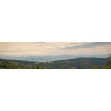 Berglandschap M - panoramische fotoprint