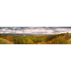 Bohemen Tsjechië - panoramische fotoprint