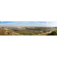 Bruinkoolmijn - panoramische fotoprint 2