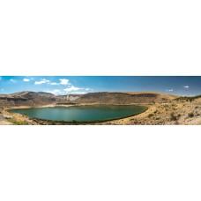 Cappadocië Turkije - panoramische fotoprint