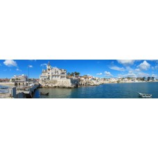 Cascais Portugal - panoramische fotoprint