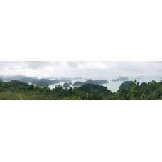 Cat-Ba Vietnam - panoramische fotoprint