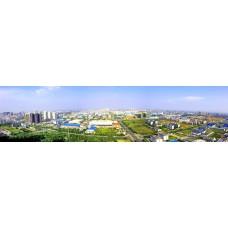 Changsha China - panoramische fotoprint