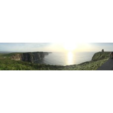 Cliffs of Moher - Ierland - panoramische fotoprint