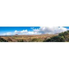 Connemara Ierland - panoramische fotoprint