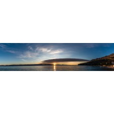 Dalmatia Kroatie - panoramische fotoprint