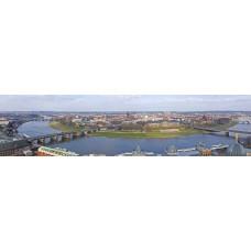 Dresden Duitsland - panoramische fotoprint 2